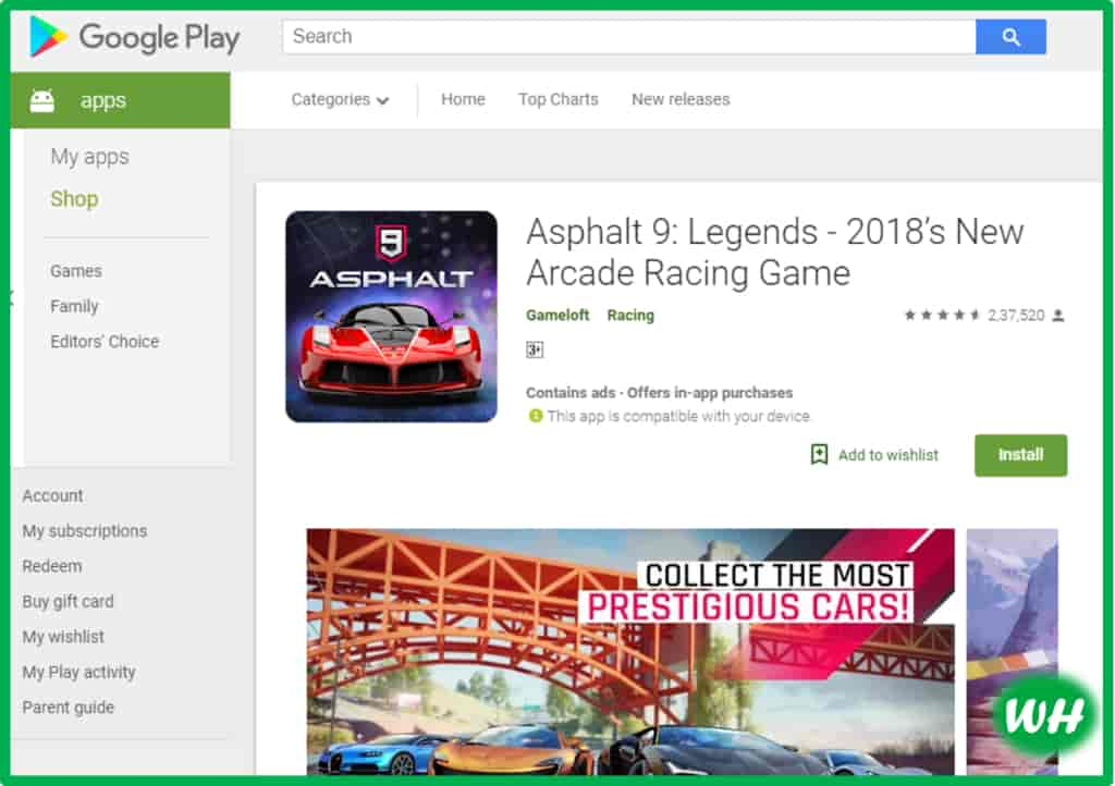 Asphalt 9 Legends For PC Download Windows And Mac - WillHowdy
