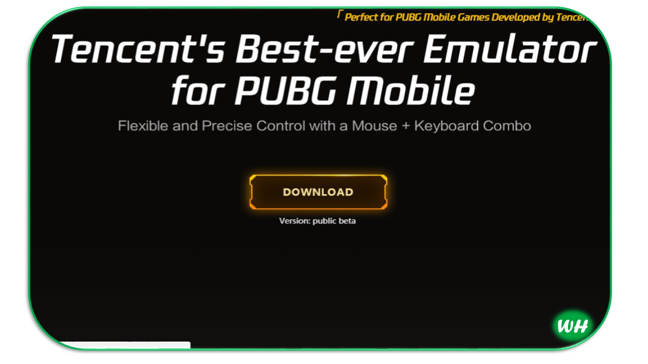 tencent android emulator pc